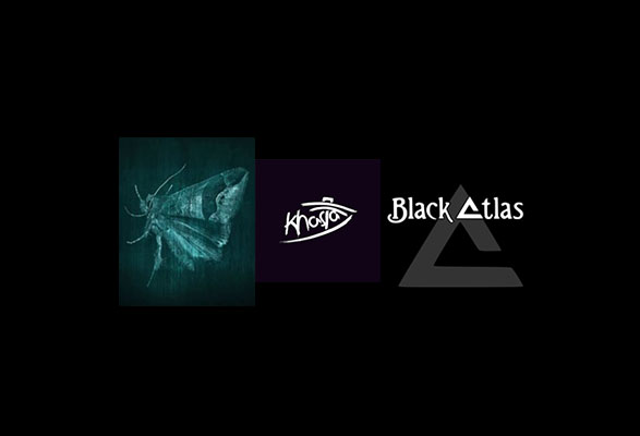 Black Atlas Khasia Underwing logos