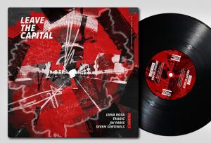 Leave The Capital EP Visual