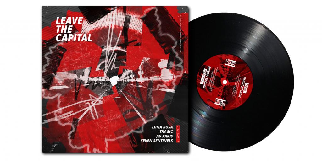 Leave The Capital - EP Vinyl Visual